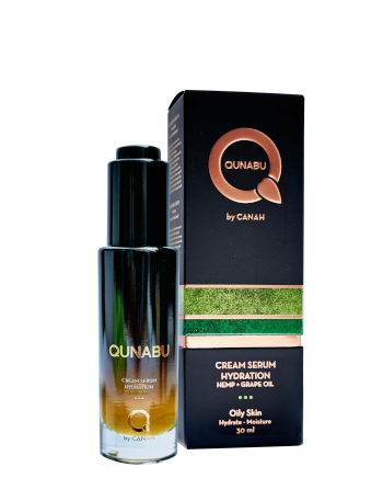 CREAM SERUM HYDRATION FOR OILY SKIN QUNABU 30 ml